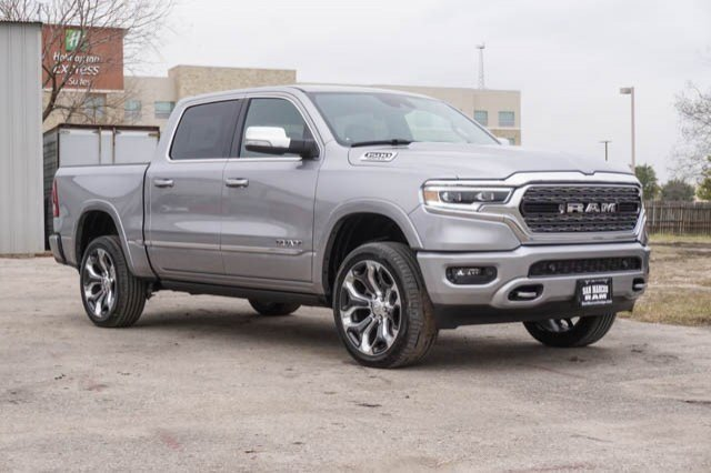 2019 Ram 1500 Crew Cab 4x4,  Pickup #C90390 - photo 4