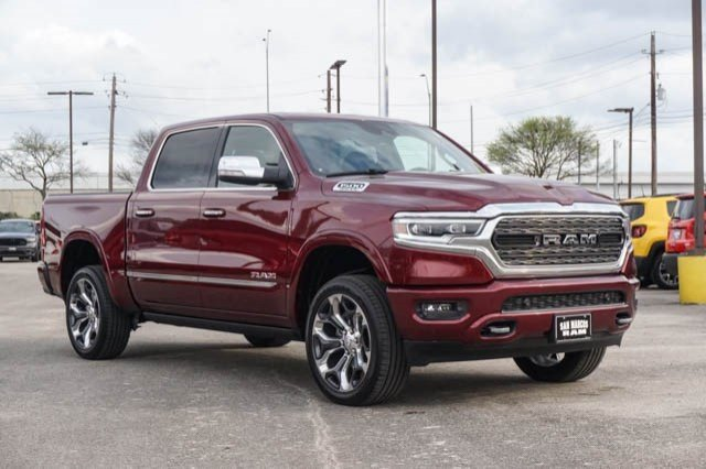 2019 Ram 1500 Crew Cab 4x4,  Pickup #C90410 - photo 4