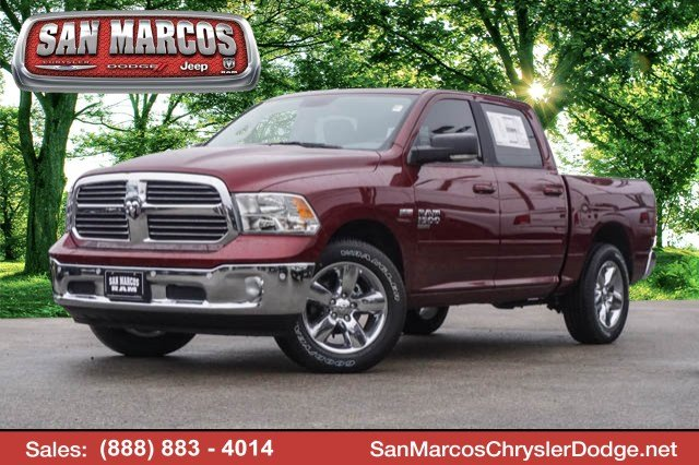 2019 Ram 1500 Crew Cab 4x2,  Pickup #C90425 - photo 1