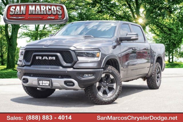 2019 Ram 1500 Crew Cab 4x4,  Pickup #C90465 - photo 1