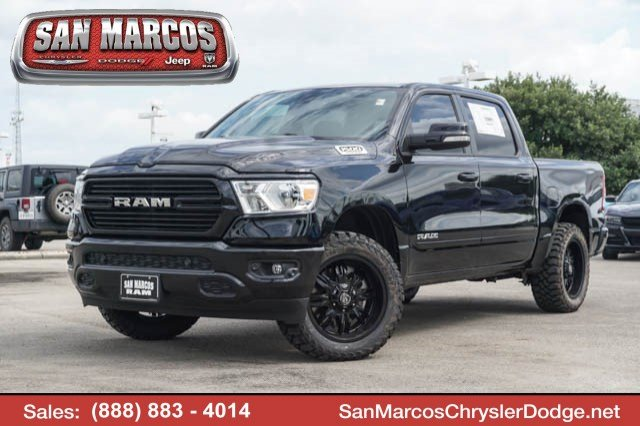 2019 Ram 1500 Crew Cab 4x2,  Pickup #C90496 - photo 1