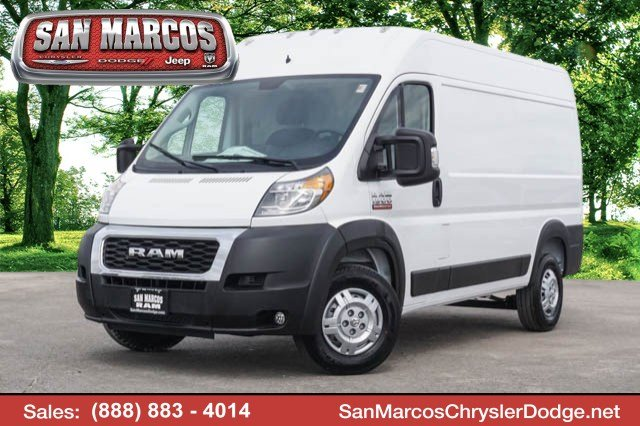 2019 ProMaster 1500 High Roof FWD,  Empty Cargo Van #C90506 - photo 1