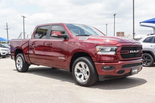 2019 Ram 1500 Crew Cab 4x2,  Pickup #C90628 - photo 4