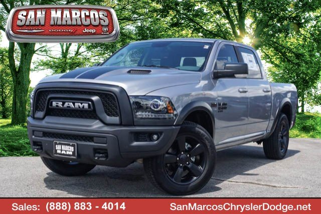 2019 Ram 1500 Crew Cab 4x2,  Pickup #C90681 - photo 1