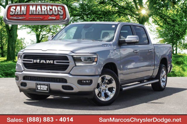 2019 Ram 1500 Crew Cab 4x2,  Pickup #C90749 - photo 1