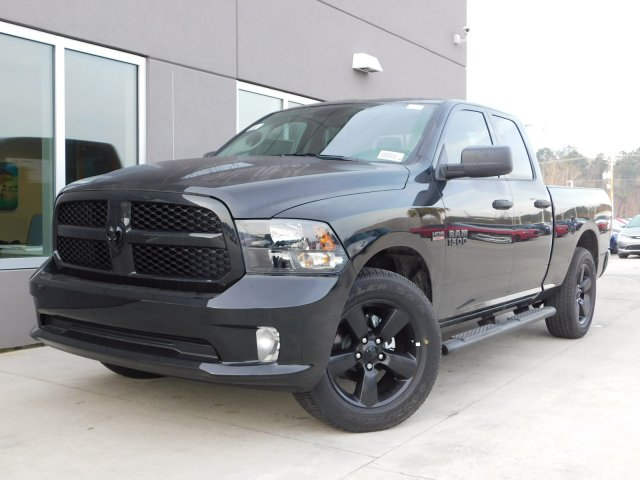 2018 Ram 1500 Quad Cab, Pickup #180118 - photo 4