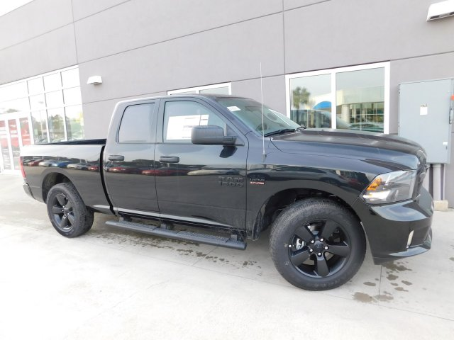 2018 Ram 1500 Quad Cab, Pickup #180118 - photo 5