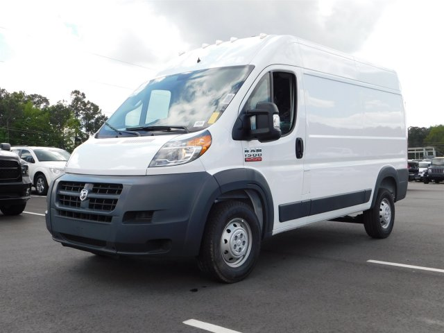 2018 ProMaster 1500 High Roof, Cargo Van #180134 - photo 7
