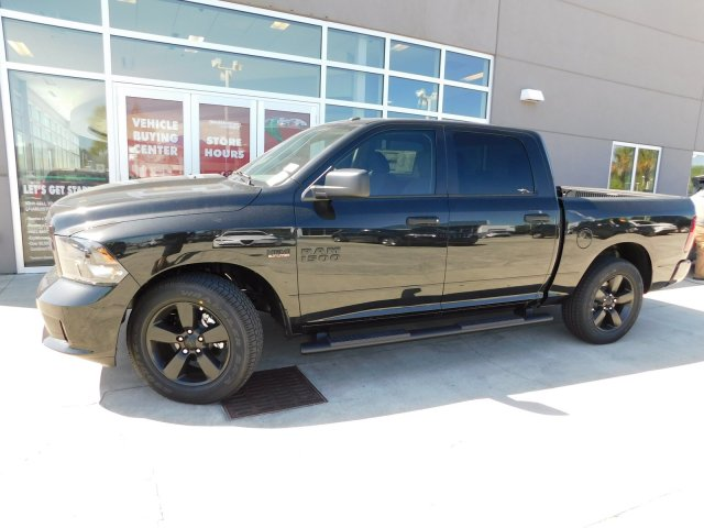 2018 Ram 1500 Crew Cab 4x2,  Pickup #180550 - photo 6