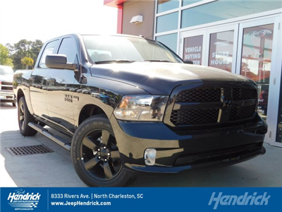 2018 Ram 1500 Crew Cab 4x2,  Pickup #180550 - photo 1