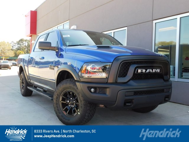 2018 Ram 1500 Crew Cab 4x4,  Pickup #180567 - photo 1