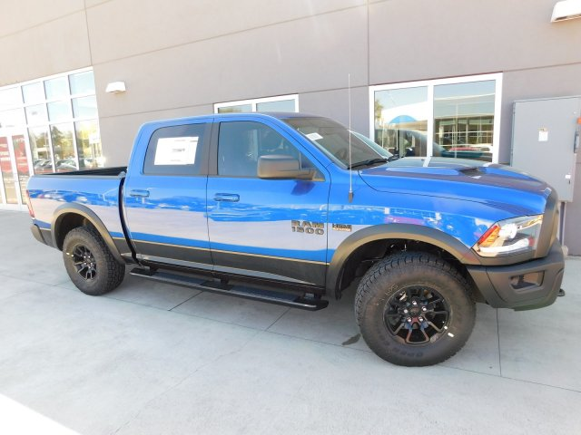 2018 Ram 1500 Crew Cab 4x4,  Pickup #180567 - photo 5