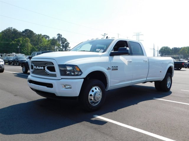2018 Ram 3500 Crew Cab DRW 4x4, Pickup #180680 - photo 7