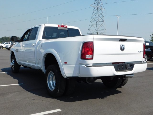 2018 Ram 3500 Crew Cab DRW 4x4, Pickup #180680 - photo 9