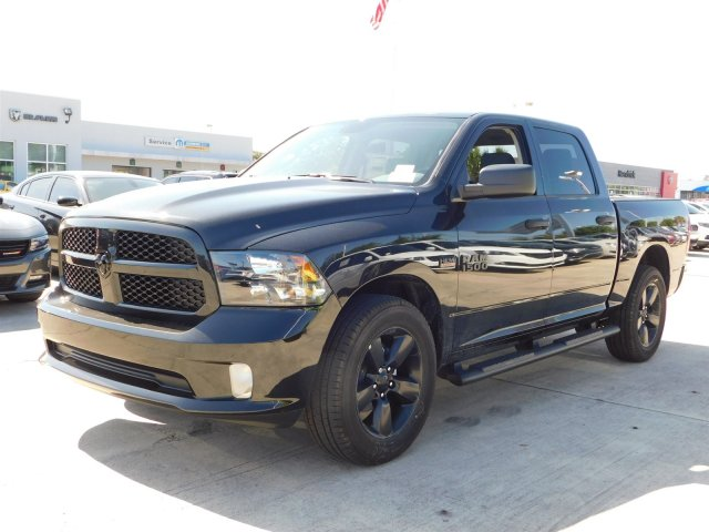 2018 Ram 1500 Crew Cab, Pickup #180708 - photo 6