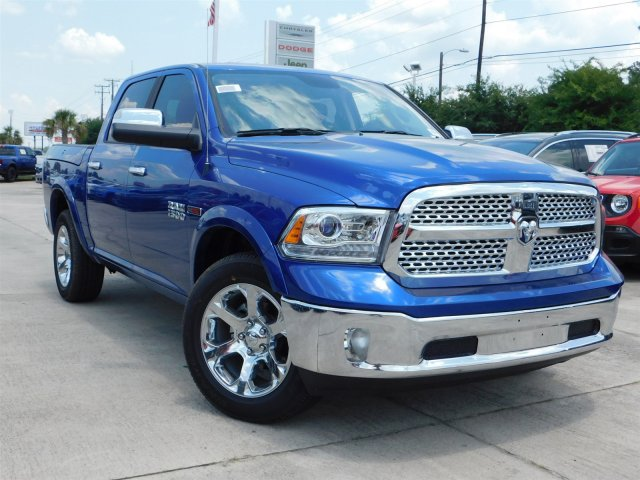 2018 Ram 1500 Crew Cab 4x4,  Pickup #180804 - photo 3