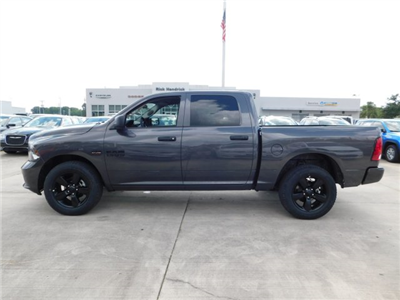 2018 Ram 1500 Crew Cab 4x4,  Pickup #180836 - photo 8
