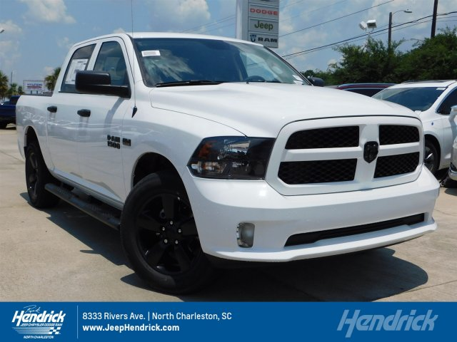 2018 Ram 1500 Crew Cab 4x4,  Pickup #180843 - photo 1