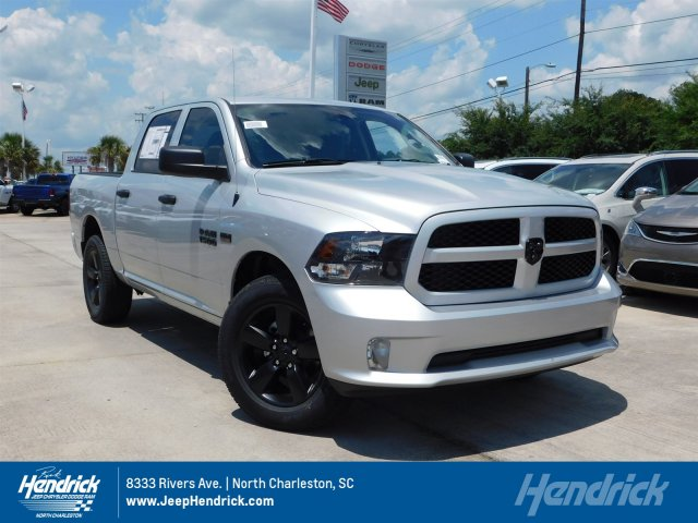 2018 Ram 1500 Crew Cab 4x4,  Pickup #180850 - photo 1