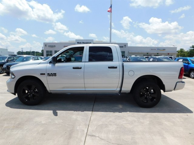 2018 Ram 1500 Crew Cab 4x4,  Pickup #180850 - photo 8
