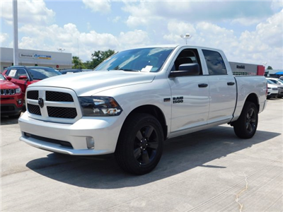2018 Ram 1500 Crew Cab 4x4,  Pickup #180850 - photo 7