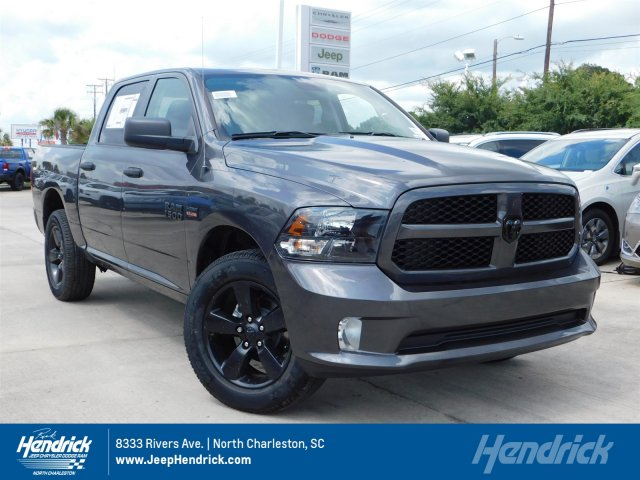 2018 Ram 1500 Crew Cab 4x4,  Pickup #180857 - photo 1