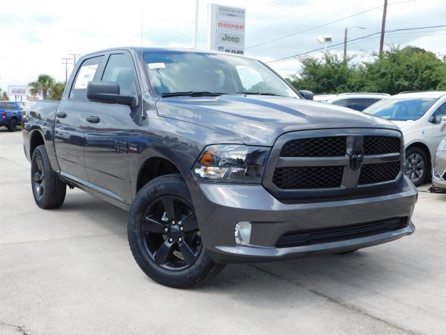 2018 Ram 1500 Crew Cab 4x4,  Pickup #180857 - photo 3