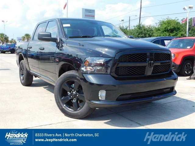 2018 Ram 1500 Crew Cab 4x4,  Pickup #180903 - photo 1
