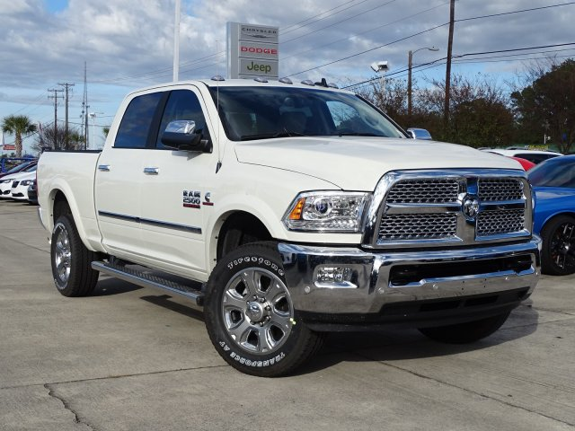 2018 Ram 2500 Crew Cab 4x4,  Pickup #181250 - photo 3