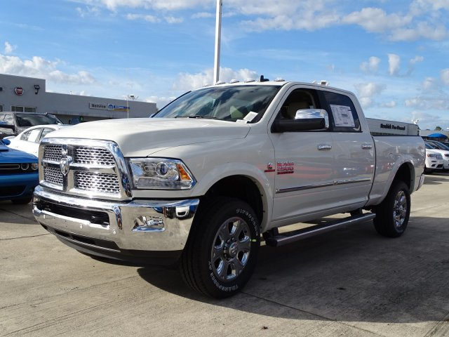 2018 Ram 2500 Crew Cab 4x4,  Pickup #181250 - photo 7