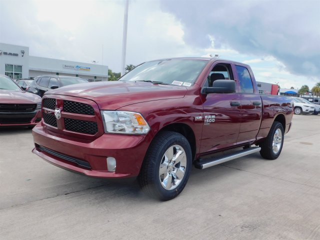 2019 Ram 1500 Quad Cab 4x2,  Pickup #190133 - photo 7