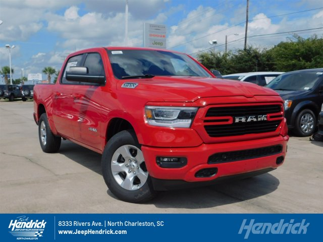 2019 Ram 1500 Crew Cab 4x4,  Pickup #190144 - photo 1
