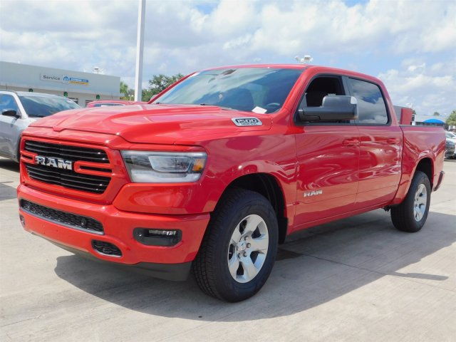2019 Ram 1500 Crew Cab 4x4,  Pickup #190144 - photo 7