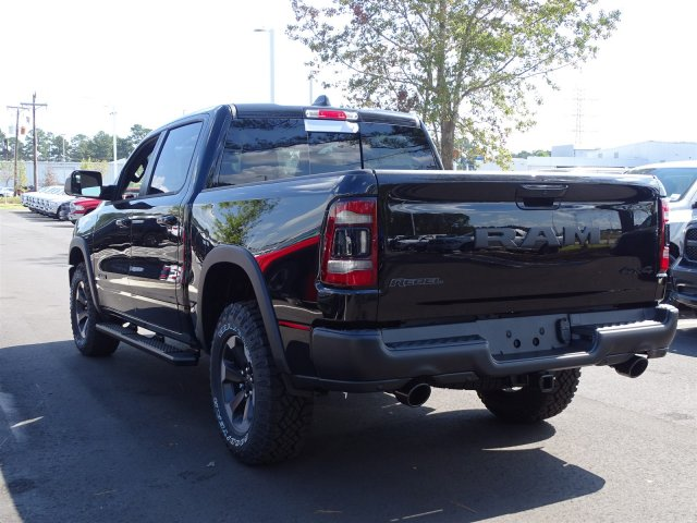 2019 Ram 1500 Crew Cab 4x4,  Pickup #190190 - photo 9