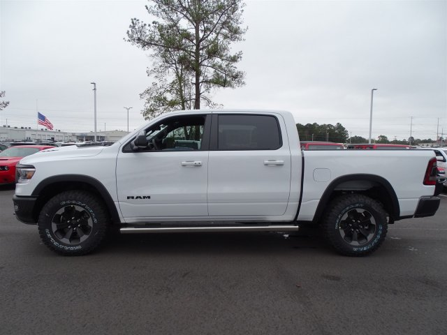 2019 Ram 1500 Crew Cab 4x2,  Pickup #190317 - photo 8