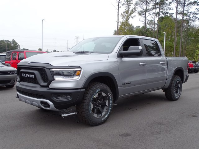 2019 Ram 1500 Crew Cab 4x4,  Pickup #190318 - photo 7