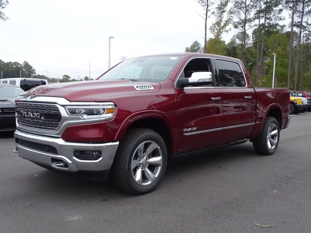2019 Ram 1500 Crew Cab 4x4,  Pickup #190334 - photo 7