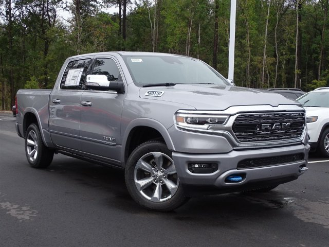 2019 Ram 1500 Crew Cab 4x4,  Pickup #190340 - photo 3