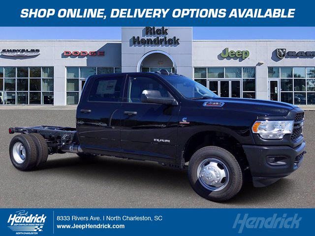 2020 Ram 3500 Crew Cab DRW 4x2, Cab Chassis #DCL00891 - photo 1