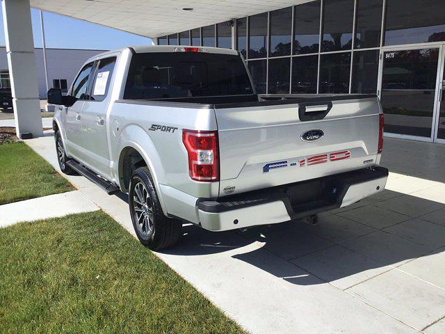 2018 Ford F-150 SuperCrew Cab 4x2, Pickup #DL01028A - photo 2