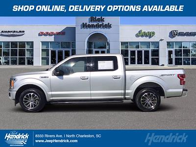 2018 Ford F-150 SuperCrew Cab 4x2, Pickup #DL01028A - photo 1