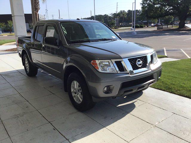 2018 Nissan Frontier Crew Cab 4x4, Pickup #M00576A - photo 8