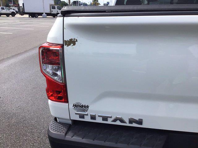 2017 Titan Regular Cab 4x2,  Pickup #M00637B - photo 23
