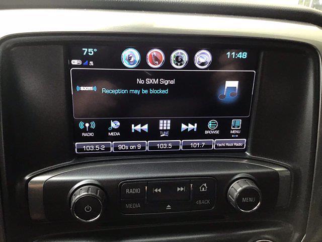 2018 Chevrolet Silverado 1500 Double Cab 4x4, Pickup #M00640A - photo 31