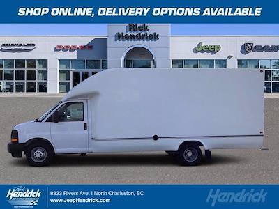 2017 Chevrolet Express 3500 DRW 4x2, Cutaway Van #M00720G - photo 1