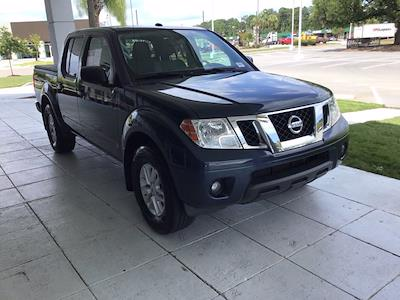 2017 Nissan Frontier Crew Cab 4x2, Pickup #M00765A - photo 8