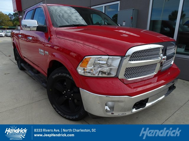 2018 Ram 1500 Crew Cab Pickup #S180299 - photo 1