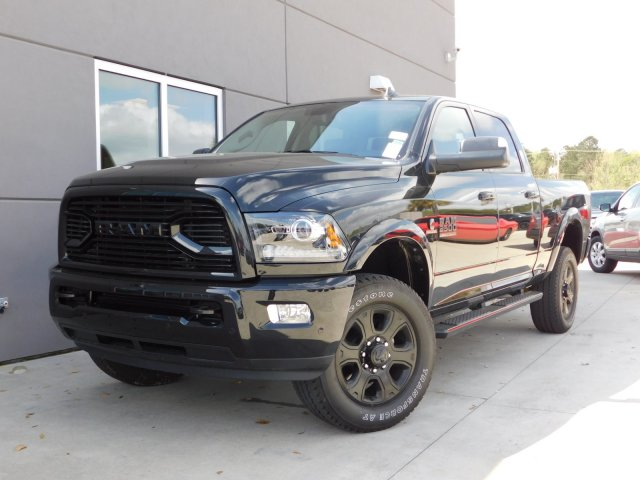 2018 Ram 2500 Crew Cab 4x4, Pickup #S180492 - photo 4