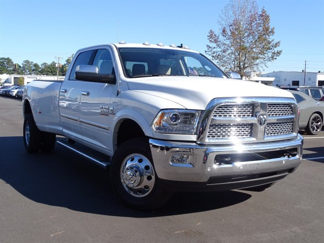 2018 Ram 3500 Crew Cab DRW 4x4,  Pickup #S181196 - photo 3