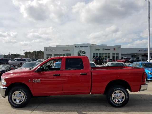 2018 Ram 3500 Crew Cab 4x2,  Pickup #S181245 - photo 7